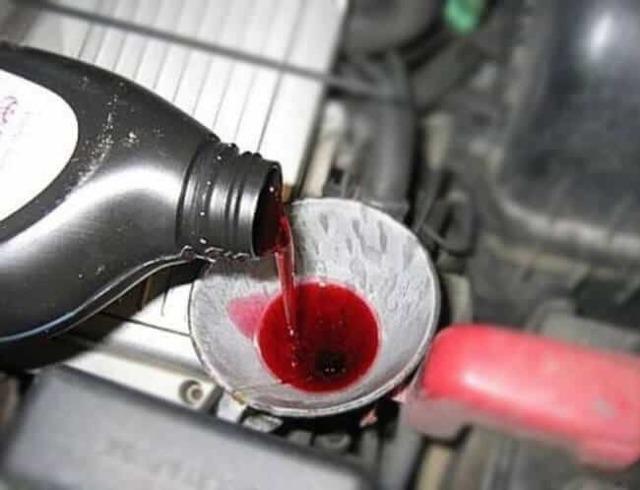 Какое масло заливать в АКПП (коробка автомат) Тойота Марк ii