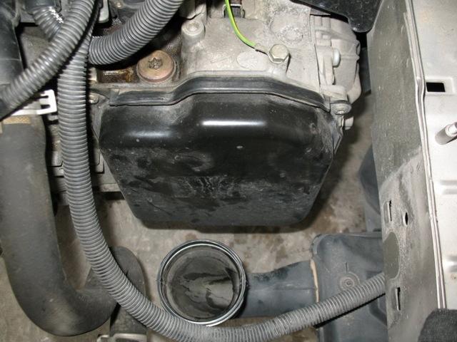 Сколько масла в АКПП (коробка автомат) Пежо 206