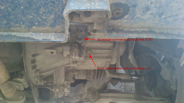 Сколько нужно литров масла для механической коробки передач Фиат Альбеа