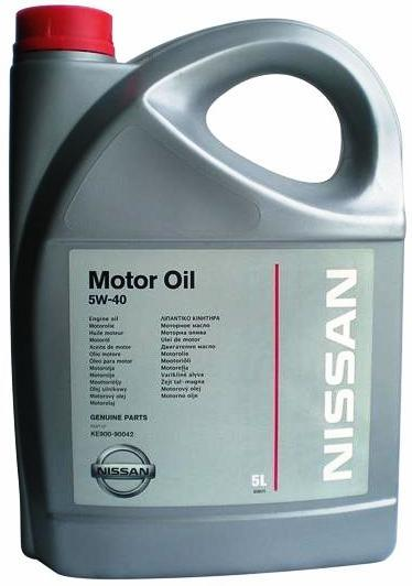 Какое масло лучше заливать в двигатель Ниссан Тиида