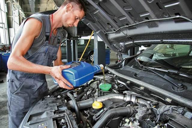 Замена масла в двигателе Рено Дастер 1.6 - видео и пошаговая инструкция