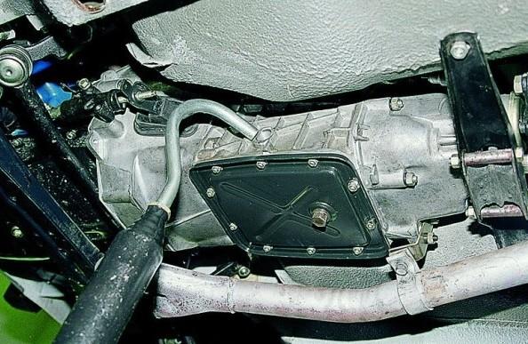 Какое масло заливать в механическую коробку передач Датсун Он-До