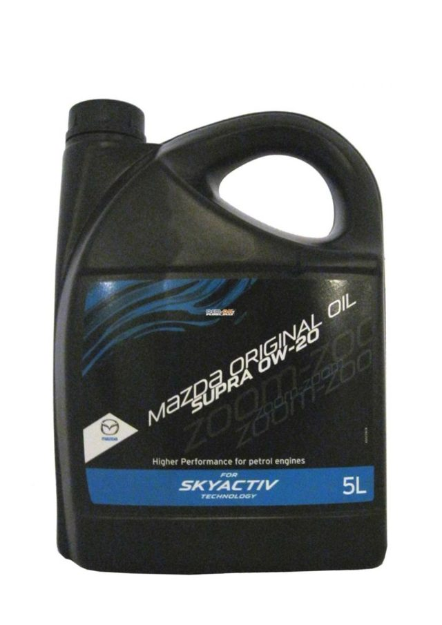 Сколько литров масла заливать в двигателе Мазда СХ 5