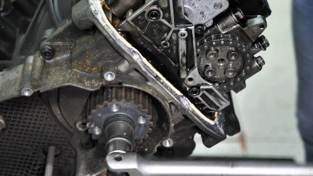 Какое масло заливать в двигатель bkd 2.0 tdi