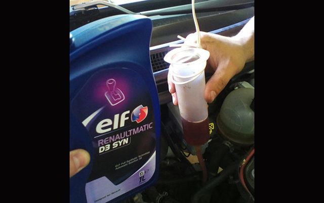 Сколько масла в МКПП (коробке передач) Ниссан Террано