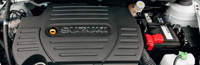 Какое масло заливать в двигатель Сузуки СХ4