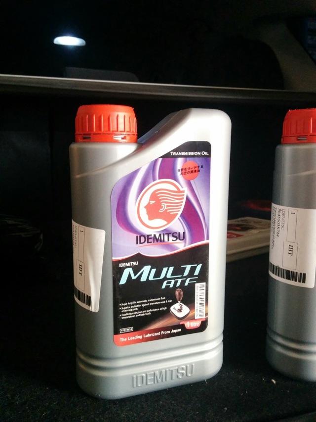 Сколько литров масла нужно заливать в АКПП Субару Импреза