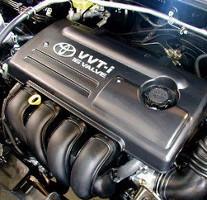 Сколько масла в двигателе Тойота Королла 120