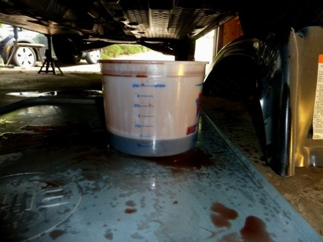 Сколько масла в АКПП (коробка автомат) Фольксваген Гольф