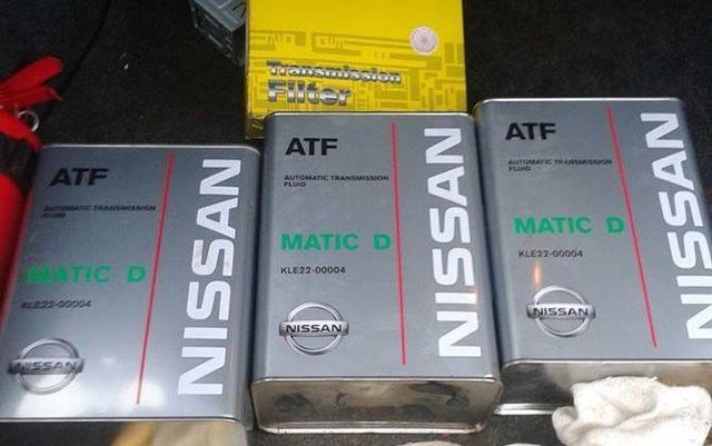 Какое масло заливать в механическую коробку передач Ниссан Альмера