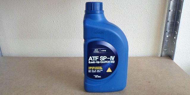 Полная замена масла в АКПП Киа Сид 1.6 - пошаговое руководство