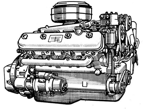 Сколько литров масла нужно заливать в двигатель ЯМЗ 236