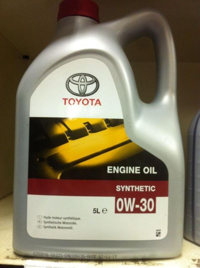 Сколько литров масла нужно заливать в двигатель Тойота Камри v40 2.4, 3.5
