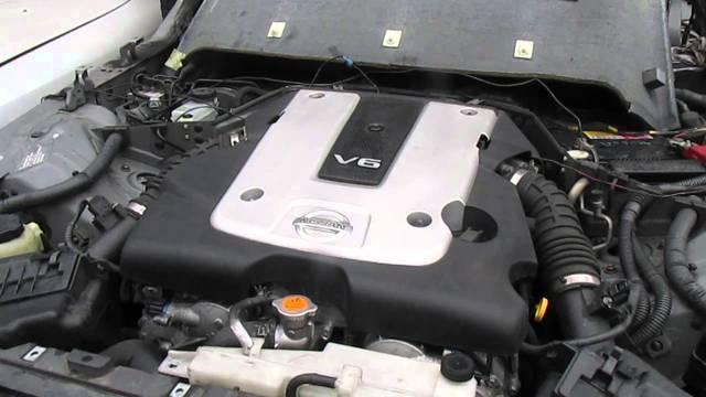 Сколько масла в двигателе Инфинити g25