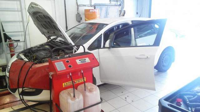 Сколько литров масла заливать в АКПП (коробку автомат) Опель Астра j