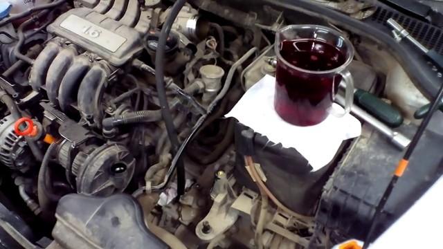 Сколько нужно литров масла для механической коробки передач Шкода Рапид