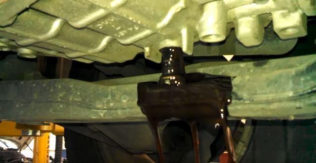 Замена масла в АКПП Хендай Санта Фе - порядок действий + видео