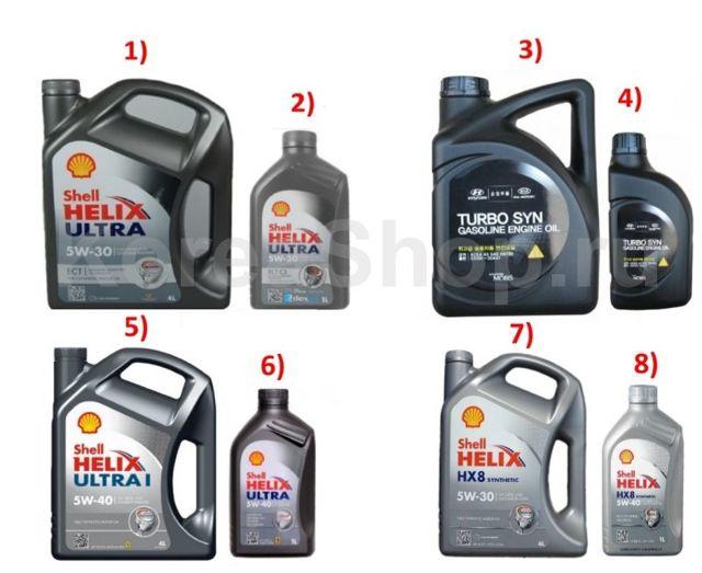 Какое масло лучше заливать в двигатель Киа Сид 1.6