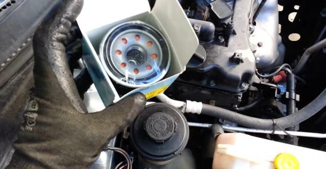Сколько масла в двигателе Ниссан Примера p12