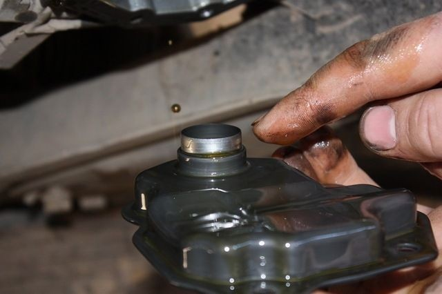 Сколько литров масла нужно заливать в вариатор Ниссан Х Трейл Т31