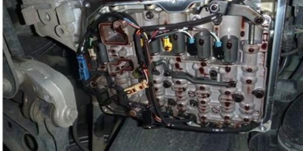 Какое масло заливать в АКПП (коробка автомат) Фольксваген Поло