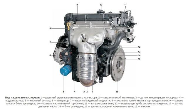 Сколько масла в двигателе Хендай Элантра