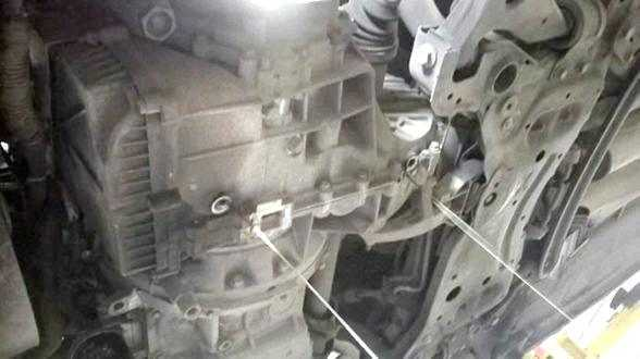 Какое масло заливать в АКПП (коробка автомат) Форд Фокус 1