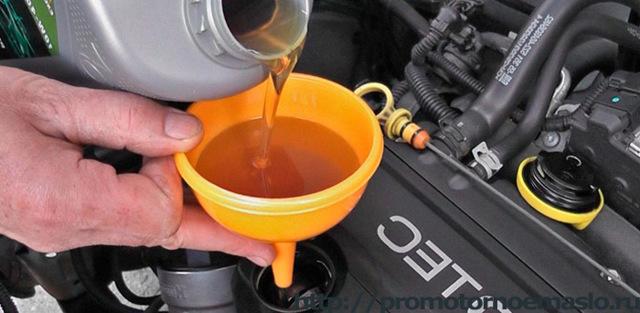 Какое масло лучше заливать в двигатель Опель Астра j