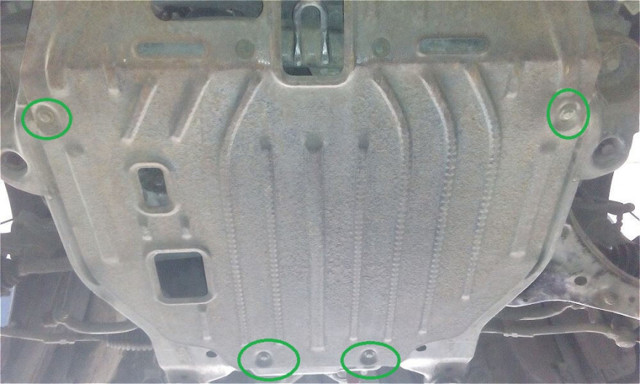 Сколько литров масла нужно заливать в двигатель Киа Сид