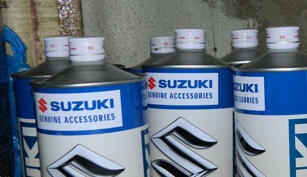 Сколько масла в двигателе Сузуки Эскудо