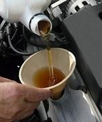 Сколько масла в двигателе Ниссан Альмера