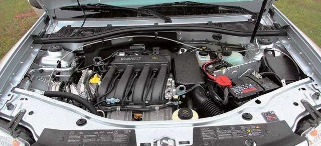 Какое масло заливать в двигатель Рено Дастер 2.0