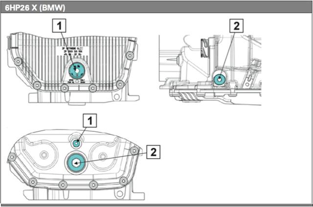 Замена масла в АКПП БМВ Х5 Е70. Видео инструкция для коробки автомат