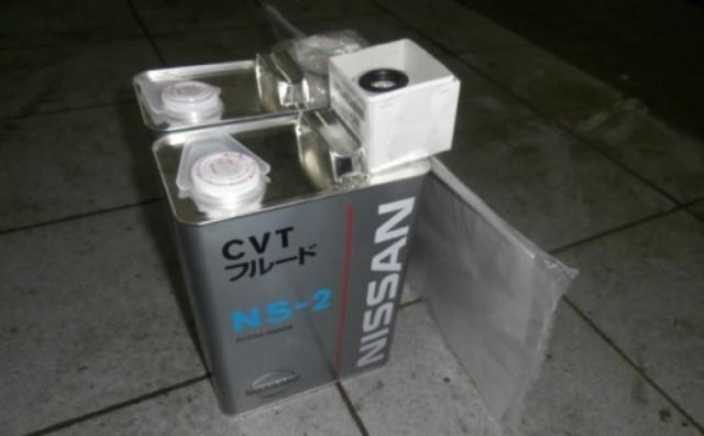 Сколько литров масла нужно заливать в вариатор Ниссан Х Трейл Т32