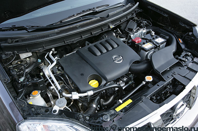 Какое масло лучше заливать в двигатель 2.0, 2.5 nissan x-trail