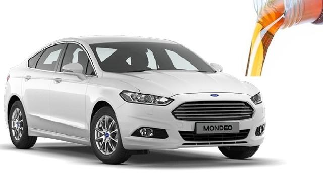 Сколько литров масла нужно заливать в АКПП Форд Мондео
