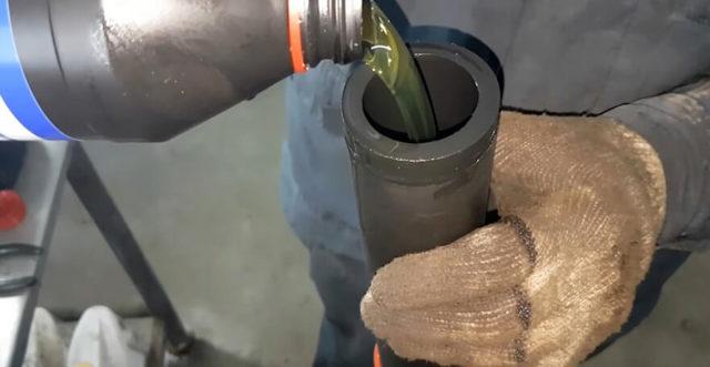 Сколько масла в АКПП (коробка автомат) Лада Веста