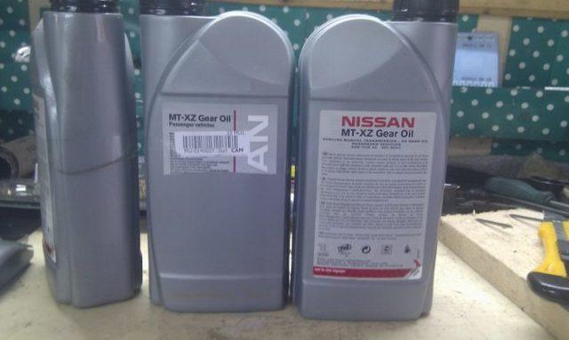 Сколько литров масла нужно заливать в АКПП Ниссан Альмера