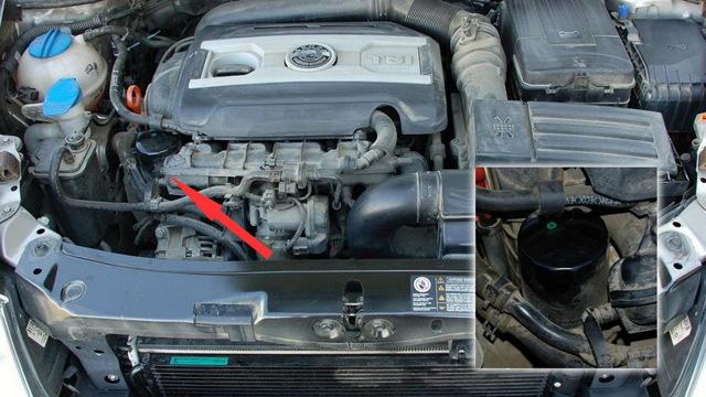 Замена масла в АКПП Шкода Октавия А5 с двигателями 1.6 и 1.8 видео своими руками