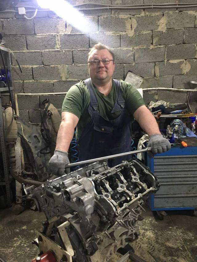 Сколько масла в двигателе Инфинити fx37