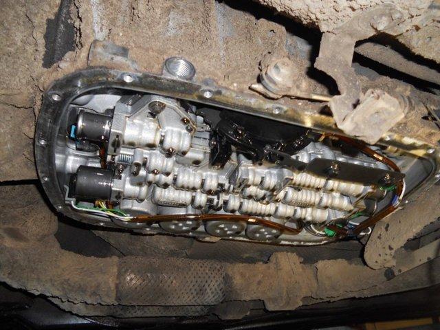 Какое масло заливать в АКПП (коробка автомат) БМВ Е46