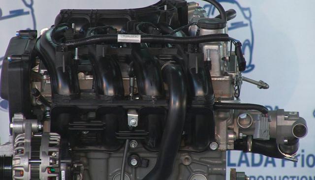 Какое масло лучше заливать в 8 и 16 клапанный двигатель Лада Приора