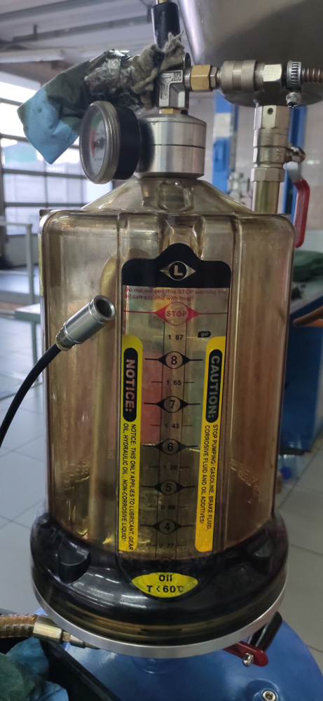 Сколько нужно литров масла для механической коробки передач Киа Рио Икс Лайн