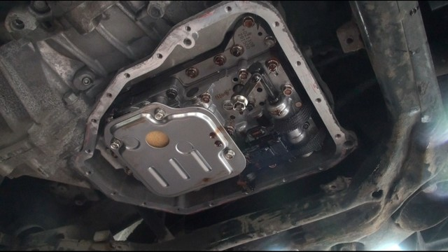 Какое масло заливать в АКПП Хендай Солярис. Двигатели 1.4, 1.6 - коробка автомат