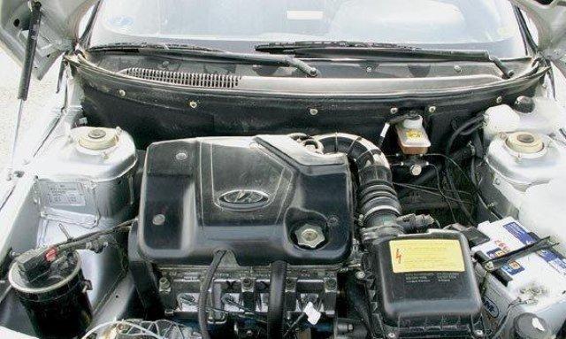 Замена масла в двигателе ВАЗ-2110. Объем масла
