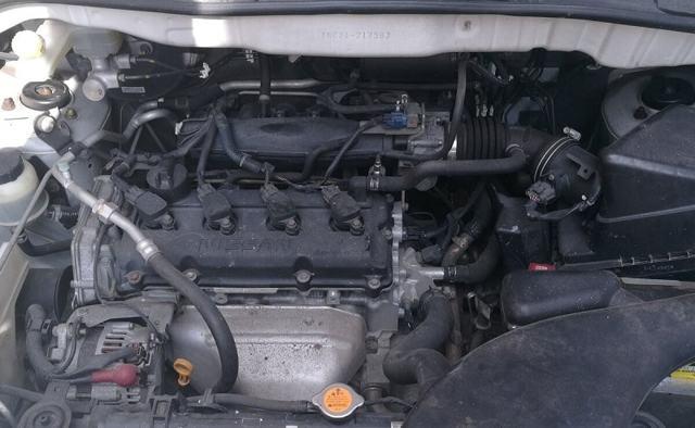 Сколько масла в двигателе Ниссан Серена