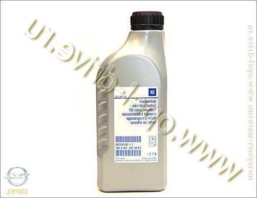 Сколько масла в МКПП (коробке передач) Опель Астра g