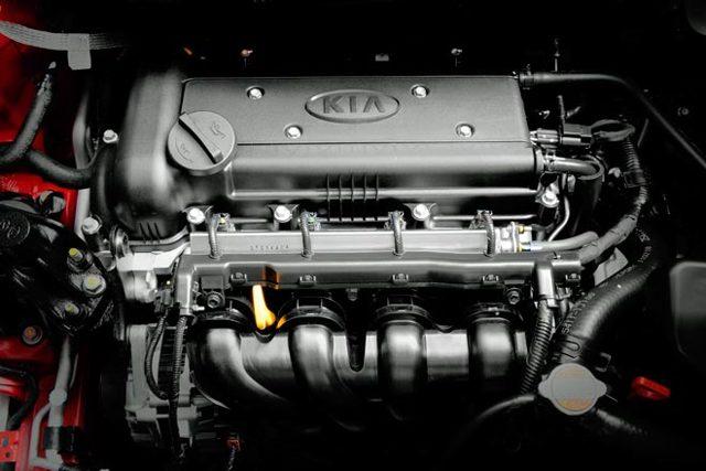 Какое масло лучше заливать в двигатель Киа Рио 3 1.4, 1.6