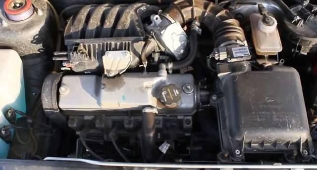 Сколько литров масла нужно заливать в двигатель ВАЗ-2114