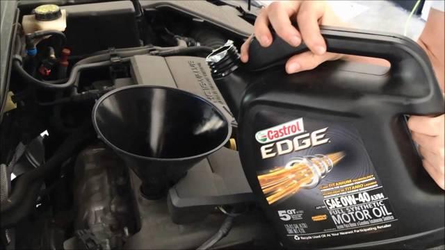 Какое масло заливать в механическую коробку передач Мазда 626